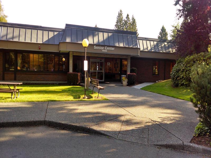 Lynnwood Front Entrance
