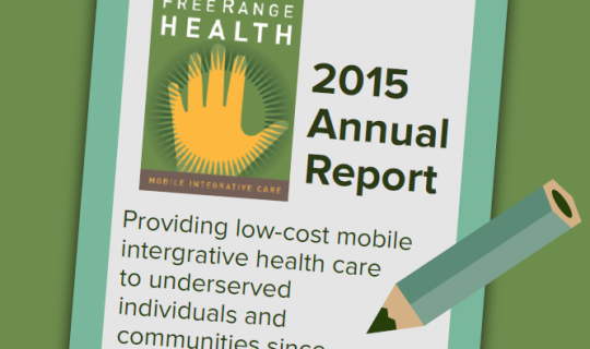 Check Out Our 2015 Annual Report