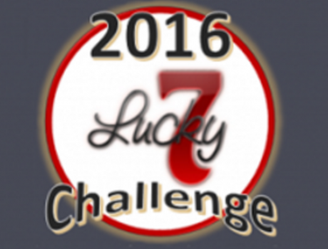 Lucky 7 Fund Drive Challenge Begins!