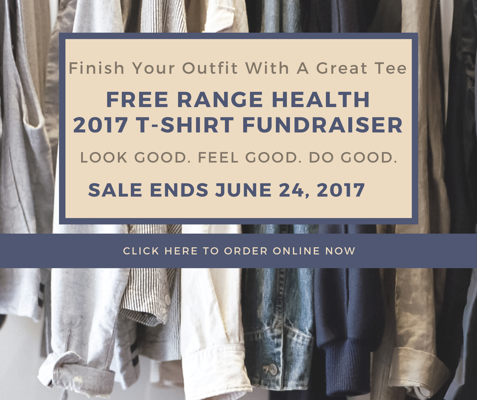 Buy a shirt and support senior health care!